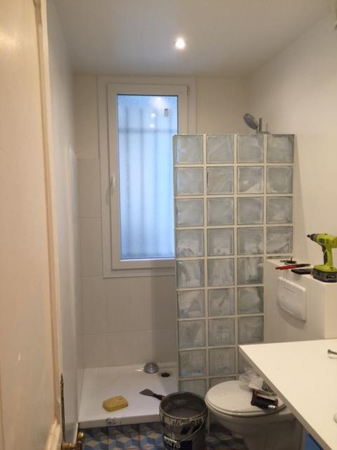 Renovation appartement boulogne billancourt 92100 de 52 m2 for Idee renovation appartement boulogne billancourt